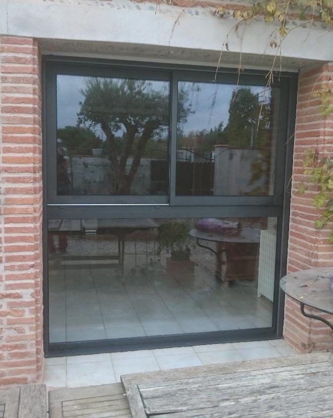 Fenêtre fixe et coulissante à Toulouse