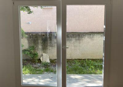 Double vitrage fenêtres