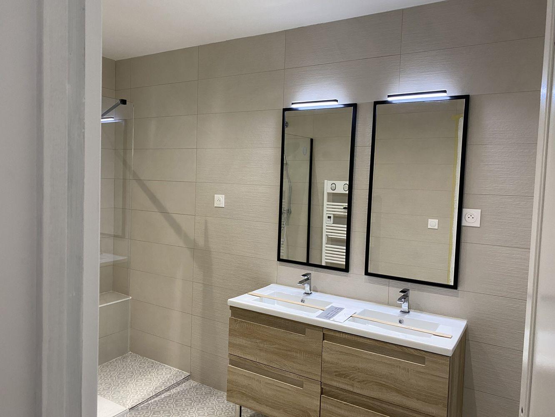 Réalisation d'une salle de bain à Toulouse