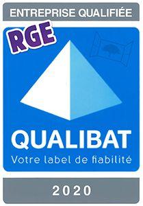 Entreprise de bâtiment qualifiée RGE Qualibat