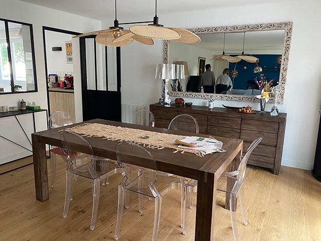 Rénovation salon Toulouse