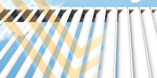 La pergola bioclimatique vous protège du soleil