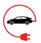 Borne de recharge pour véhicules électriques sur lieu de travail