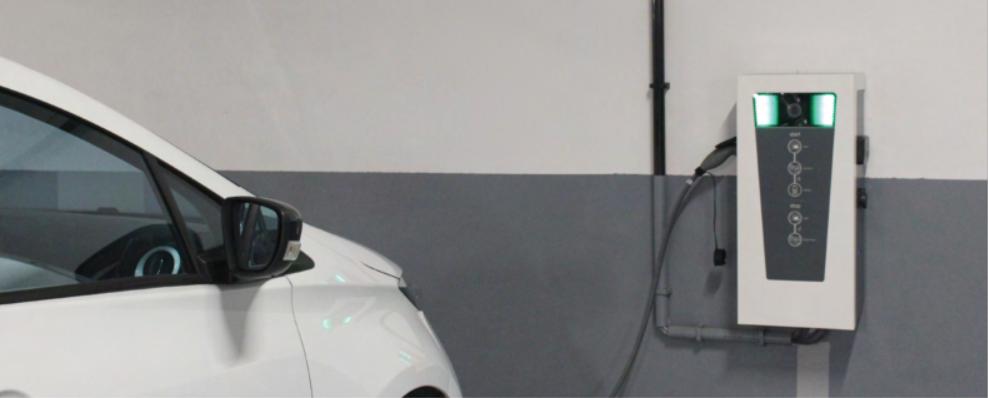 Installation de bornes de recharge en copropriété