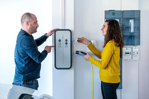 Vente et pose de recharges pour voitures électriques